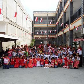 17 August 2018 Celebrating Independance Day - Liberty Merdeka Lama No. 22 - Dumai