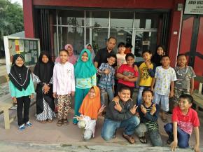 Joining Class Activities (Bagan Besar)